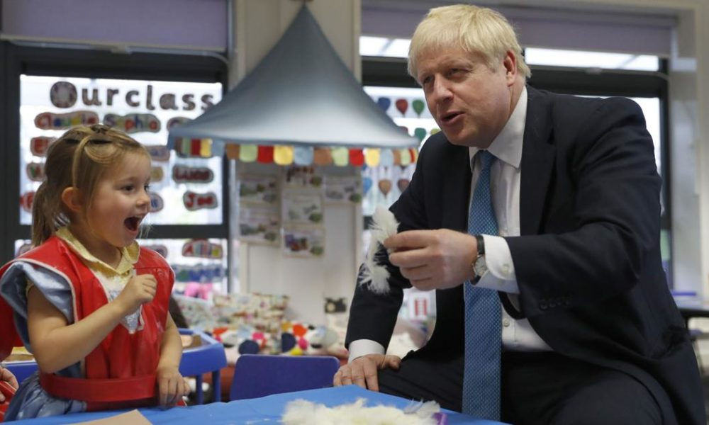 Boris Johnson – Brexit divorce talks between UK and EU go down to the wire