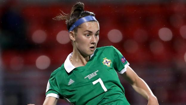 Northern Ireland Euro 2021: Northern Ireland hit for six by ruthless Norway