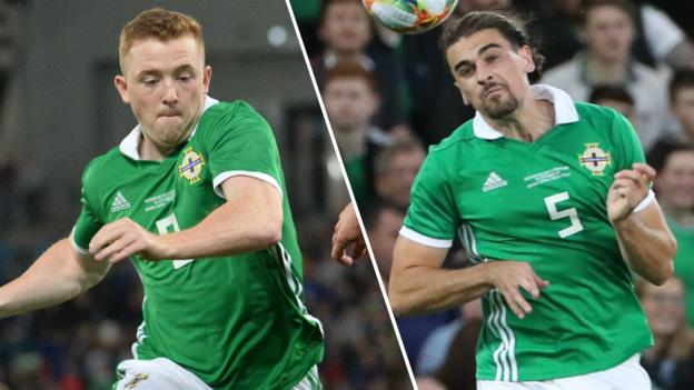 Northern Ireland Northern Ireland: Shayne Lavery & Ciaron Brown join U21 squad from seniors