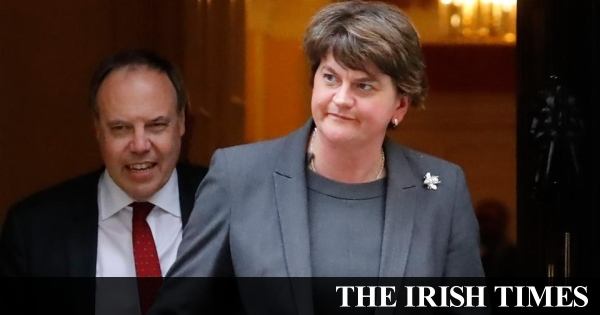 Irish backstop – Brexit deal could allow NI to diverge from rest of UK, says DUP