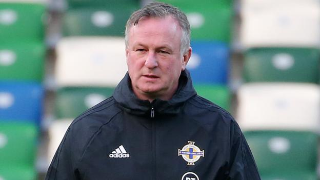Northern Ireland Euro 2020 qualifiers: Leaving NI before end of campaign 'never an option' – Michael O'Neill