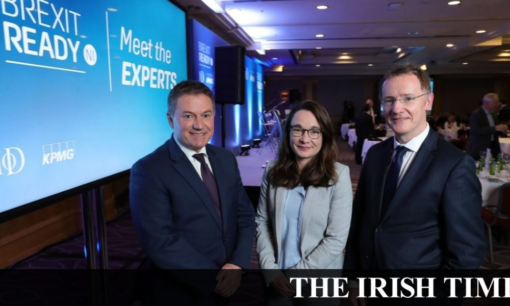 Irish backstop – 'Huge feeling of uncertainty' in North over Brexit deal