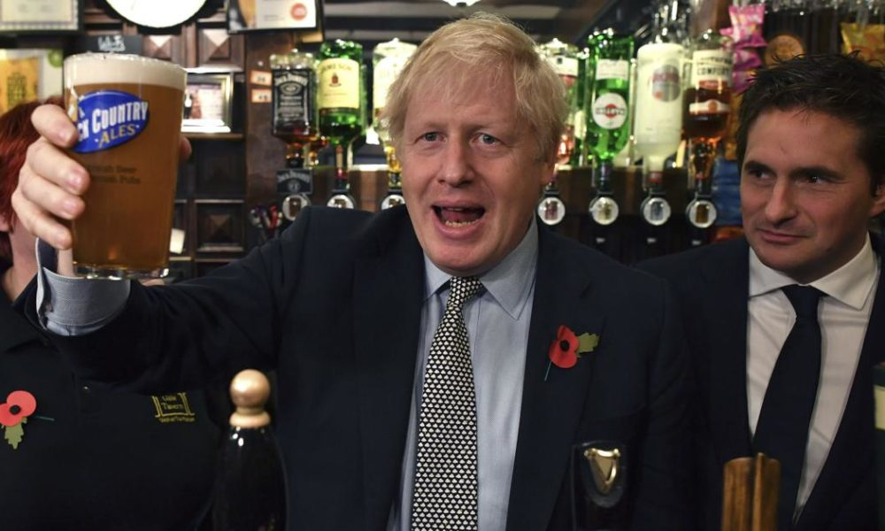Boris Johnson – Ex-Tory minister advises pubic to vote against party