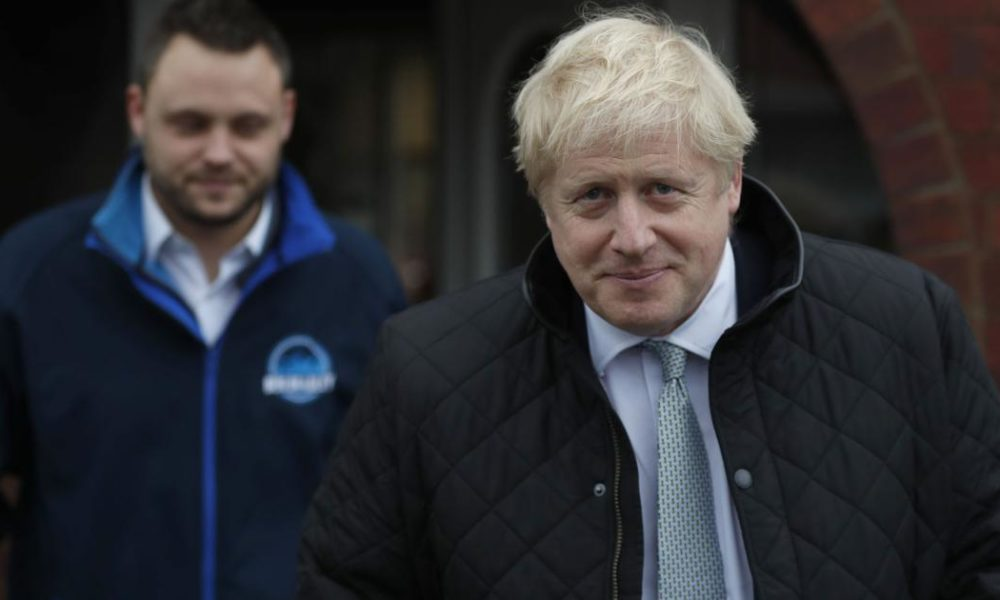 Boris Johnson – UK parties make election pitches to wary business leaders