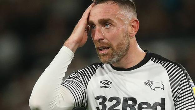 Northern Ireland Richard Keogh: Former Derby captain has appeal against sacking rejected by club