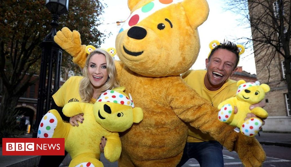 Northern Ireland BBC Children in Need: NI set for Friday fundraisers