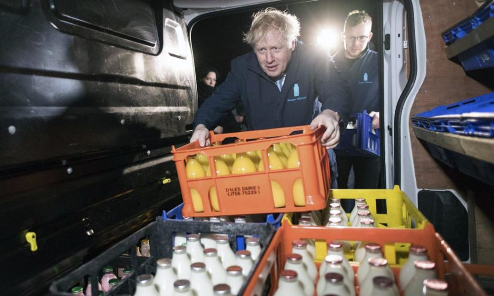 Boris Johnson – UK political leaders chase undecided voters on eve of vote