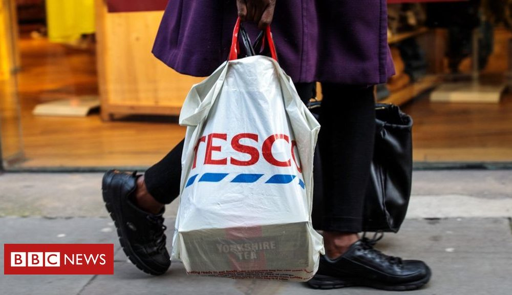 Northern Ireland Plastic waste rises as 1.5bn 'bags for life' sold, research finds