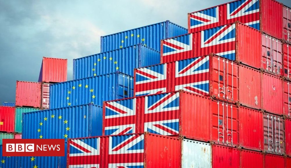 Northern Ireland Brexit: Tariffs on 60% of goods entering NI from GB