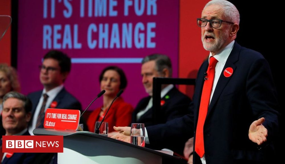 Northern Ireland Brexit: Labour pledges new deal with no Irish Sea border