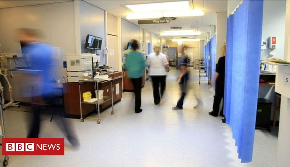 Northern Ireland Health strike: Belfast Trust cancels outpatients appointments next week