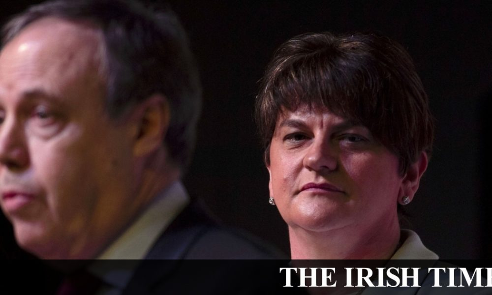 Irish backstop – The Irish Times view on Northern Ireland elections: Brexit alters the playing field