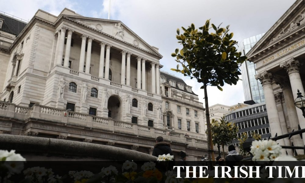 Irish backstop – Andrew Bailey confirmed as new head of Bank of England