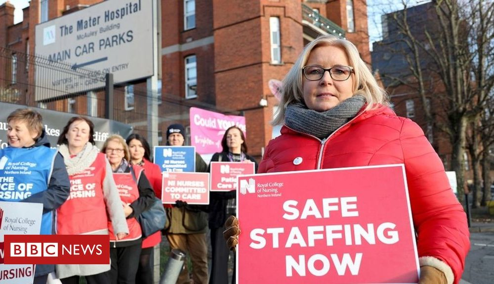 Northern Ireland Nurses' strike: All you need to know