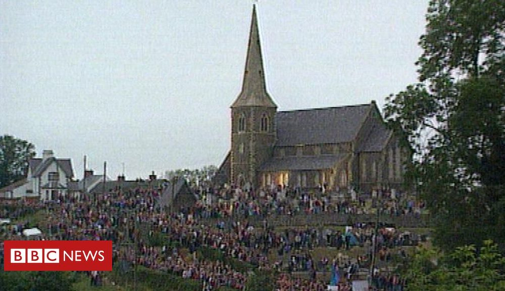 Northern Ireland State papers: Drumcree crisis of 1996 highlighted
