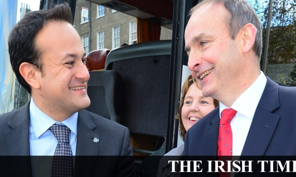 Irish backstop – The Irish Times view on Election 2020: the sooner, the better