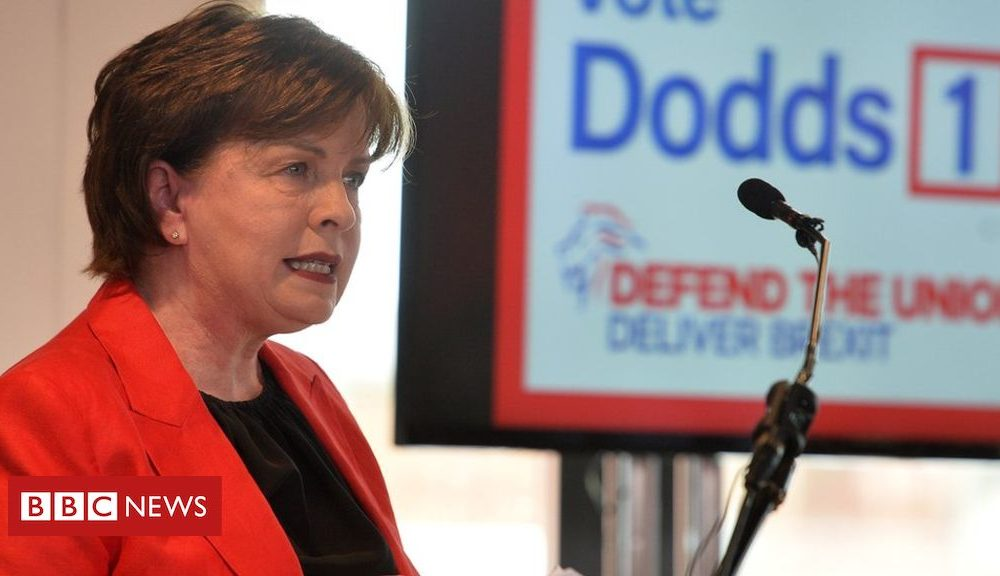 Northern Ireland Diane Dodds to replace Carla Lockhart in NI Assembly