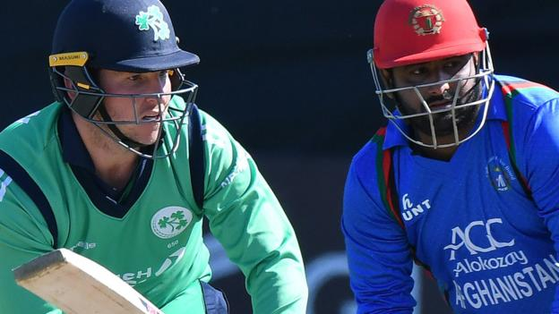Northern Ireland Ireland drop T20 series with Afghanistan after 'financial blows""