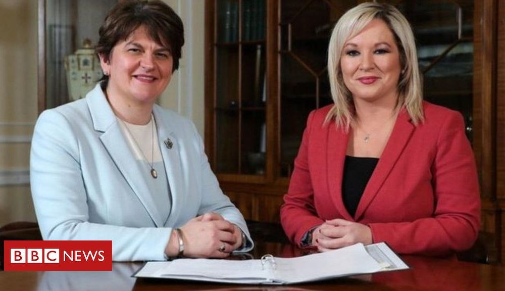 Northern Ireland Stormont deal: NI ministers write to prime minister