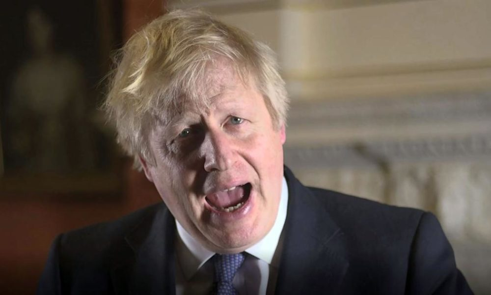 Boris Johnson – UK's Johnson faces heat for silence on Iran while on holiday
