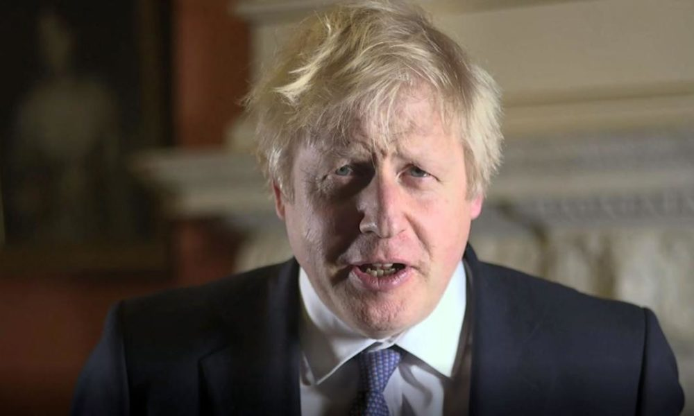 Boris Johnson – UK economy being helped by 'greater Brexit clarity'