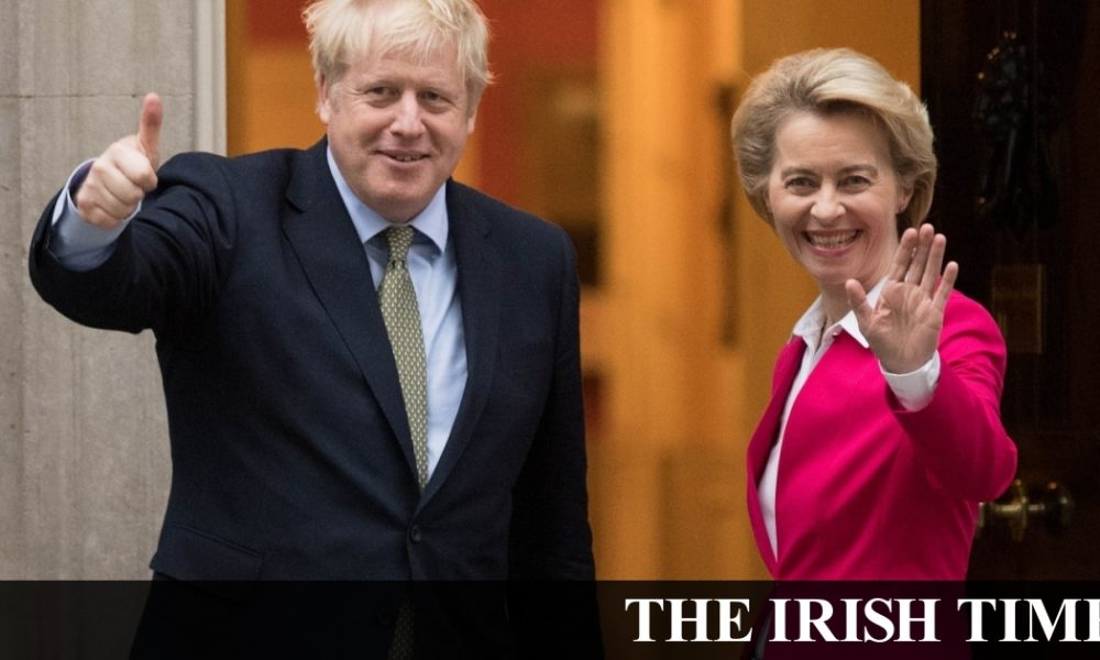 Irish backstop – Johnson signals 'no alignment' with European Court of Justice