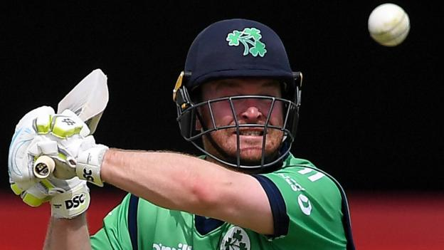 Northern Ireland Ireland beat world champions West Indies in opening T20I