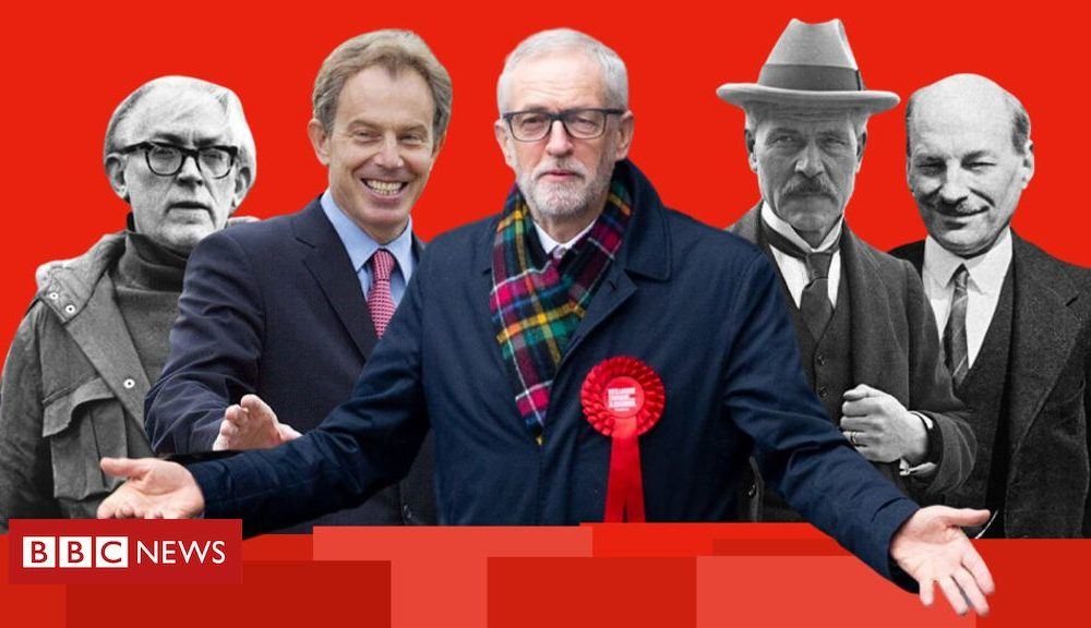 Northern Ireland 100 years of the UK Labour Party's ups and downs