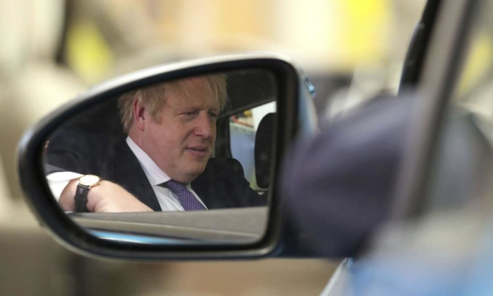 Boris Johnson – Now for the hard part: EU-UK trade talks to be complicated