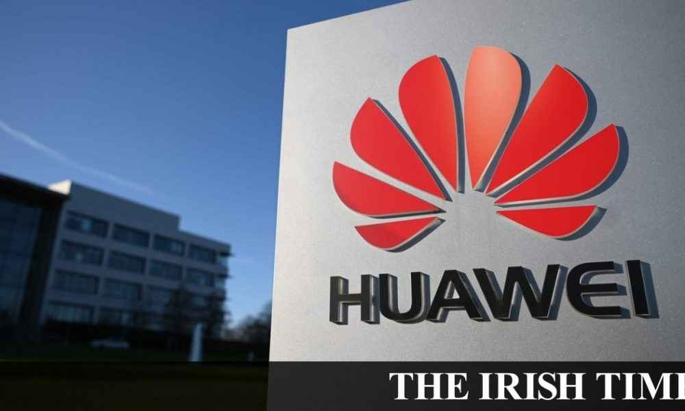 Irish backstop – Britain allows Huawei limited role in 5G networks