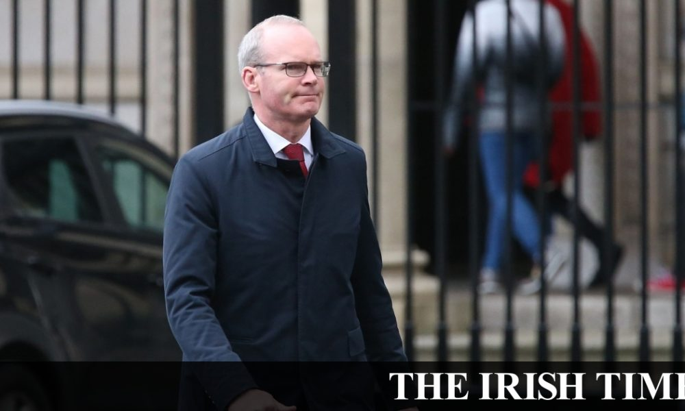 Irish backstop – UK commitments on legacy issues must be honoured, Coveney tells new NI secretary