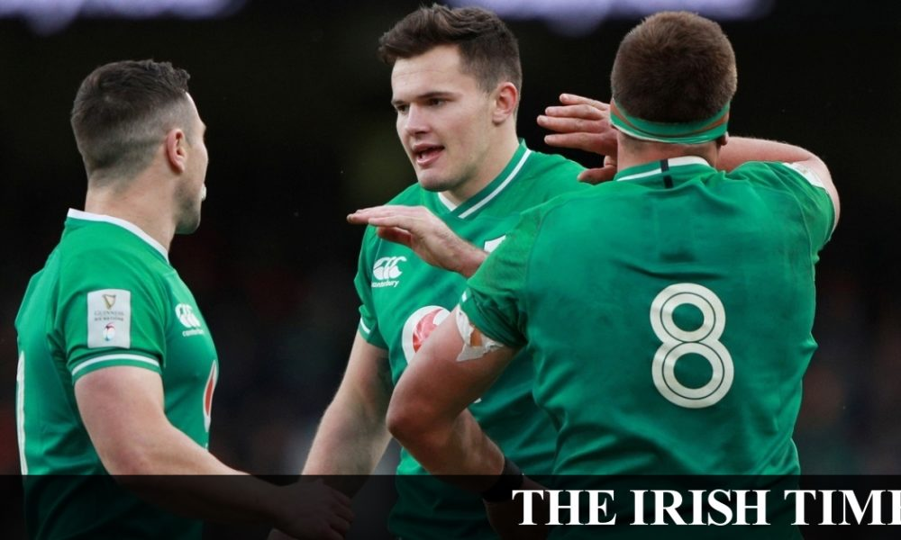 Irish backstop – Coronavirus latest: Stocks plunge, Six Nations curtailed and Harris warns of 'rapid escalation'