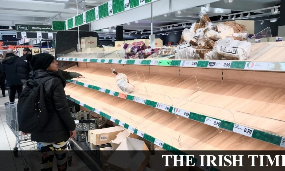 Irish backstop – People returning from Spain, Italy to restrict movements for fortnight, says Harris