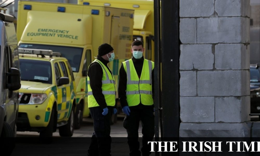 Irish backstop – Coronavirus: Cases rise to 785 as Harris warns pubs still open will be shut down