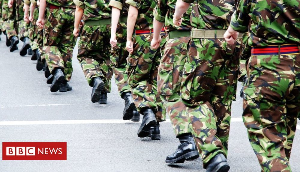 Northern Ireland Plan to protect veterans from 'vexatious claims'