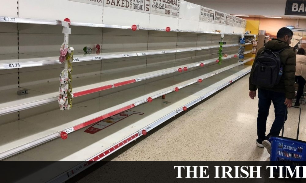 Irish backstop – Coronavirus: People returning from Spain, Italy to restrict movements for fortnight, says Harris