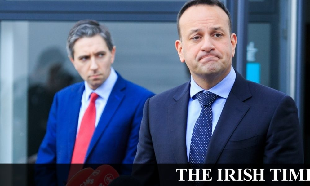 Irish backstop – Coronavirus: Further restrictive measures to ramp up State's response expected today