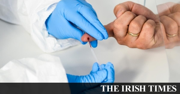 Irish backstop – Antibody testing key to assessing spread of Covid-19 in population