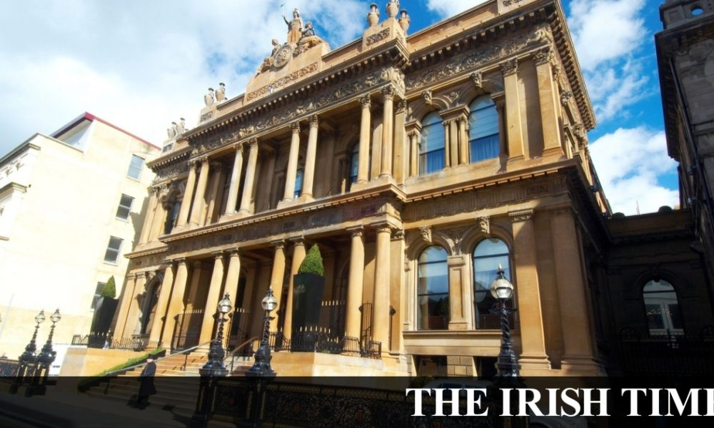 Irish backstop – Merchant Hotel owner temporarily lays off 800 staff in the North