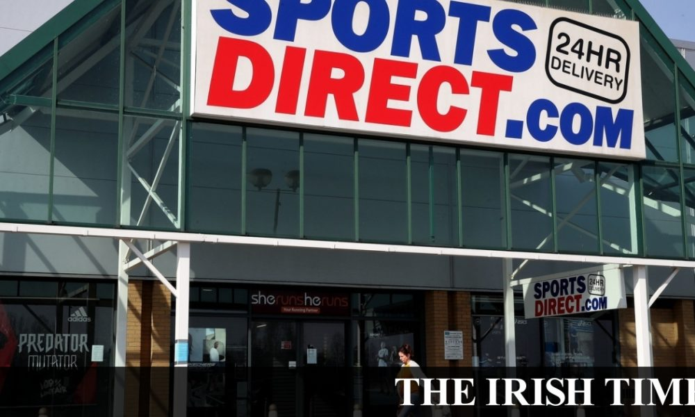 Irish backstop – SportsDirect close stores after backlash