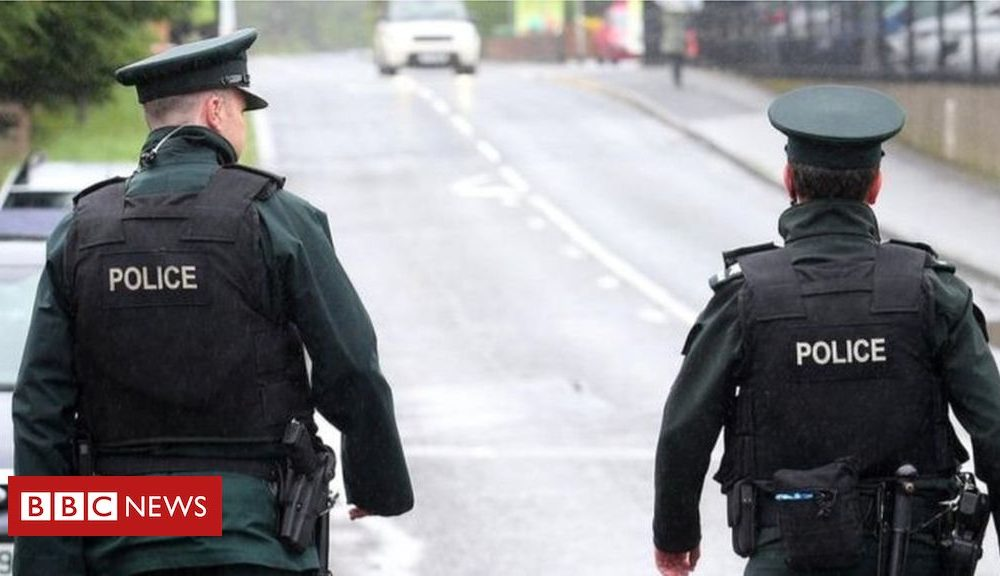 Northern Ireland Coronavirus: Police vow tougher approach over Easter