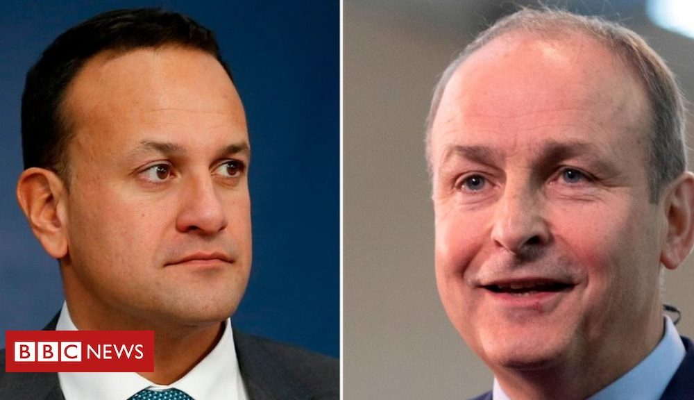 Northern Ireland Covid-19 aftermath tops plan for Irish government