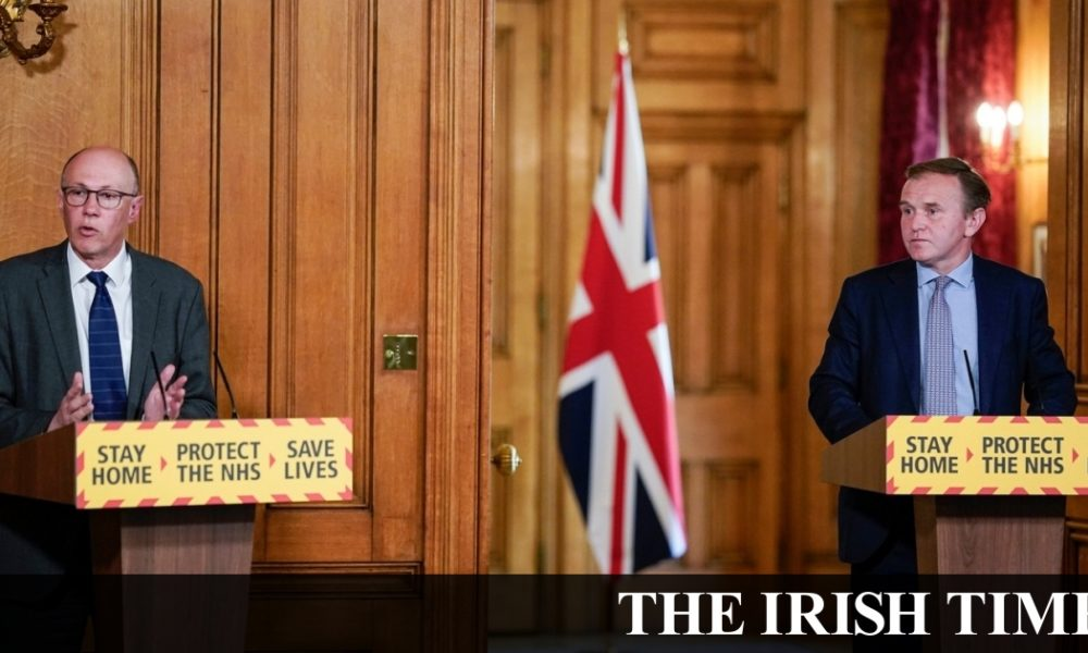 Irish backstop – UK at 'dangerous' stage, no lockdown exit strategy in sight