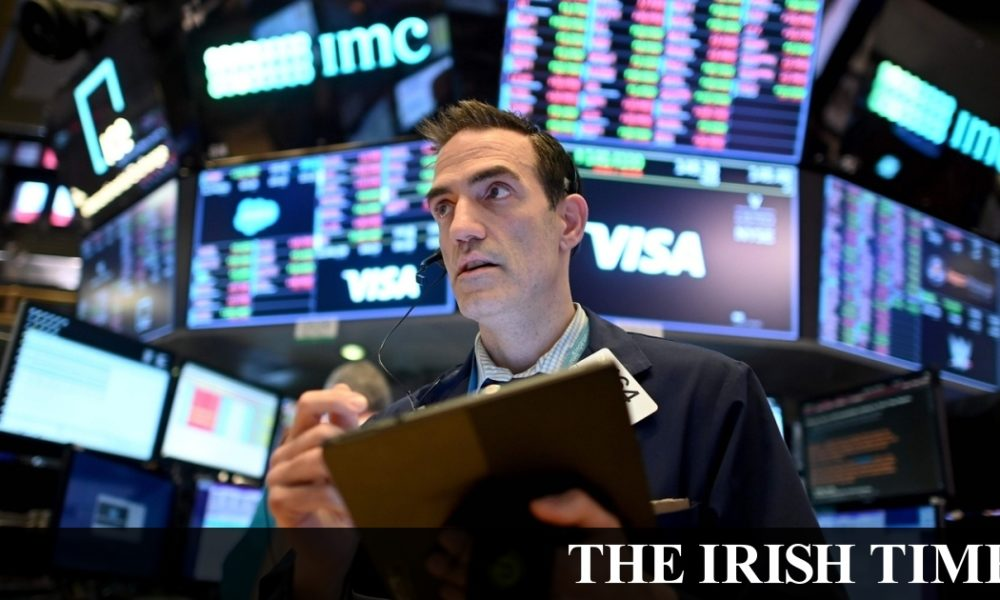 Irish backstop – Wall St jumps at open on upbeat corporate earnings