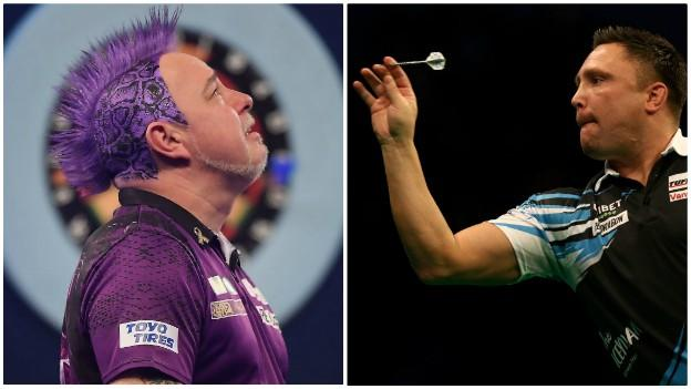 Northern Ireland Wright & Price in PDC's first 'home tour' games