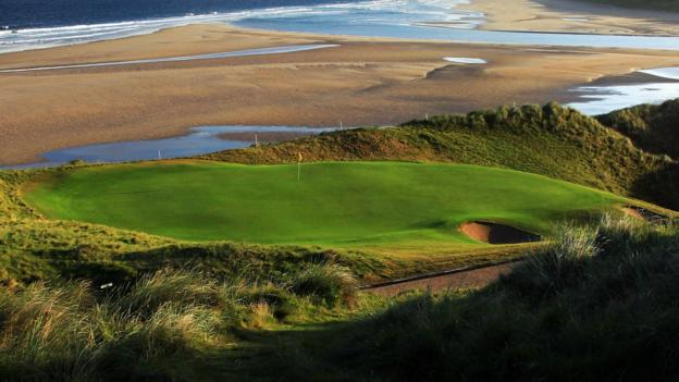 Northern Ireland Golfing Union of Ireland reveals five-phase plan for safe resumption of golf in Republic