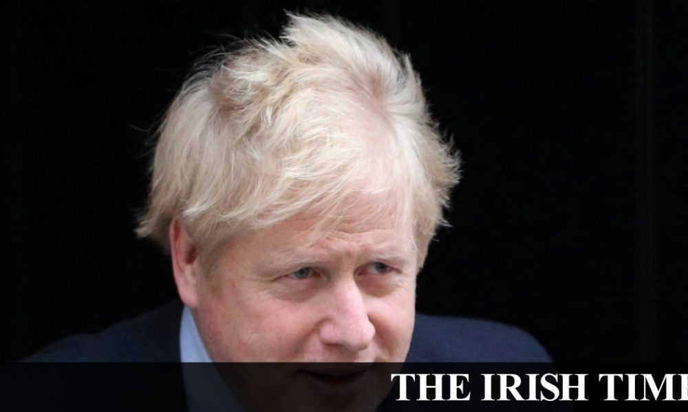 Irish backstop – Coronavirus: Boris Johnson praises health workers as government criticised over PPE