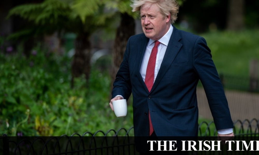 Irish backstop – Downing Street lockdown-easing plan comes under strong attack