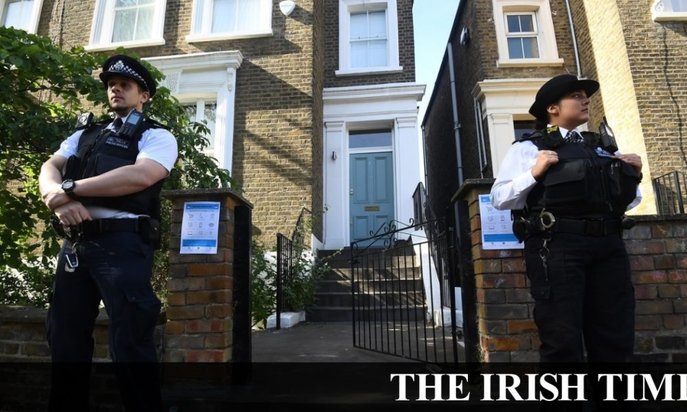 Irish backstop – UK police find Cummings 'might have made minor breach' of lockdown