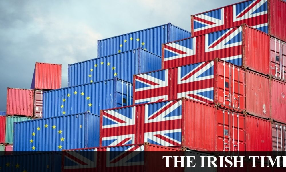 Irish backstop – No customs infrastructure needed in North, says UK Brexit paper
